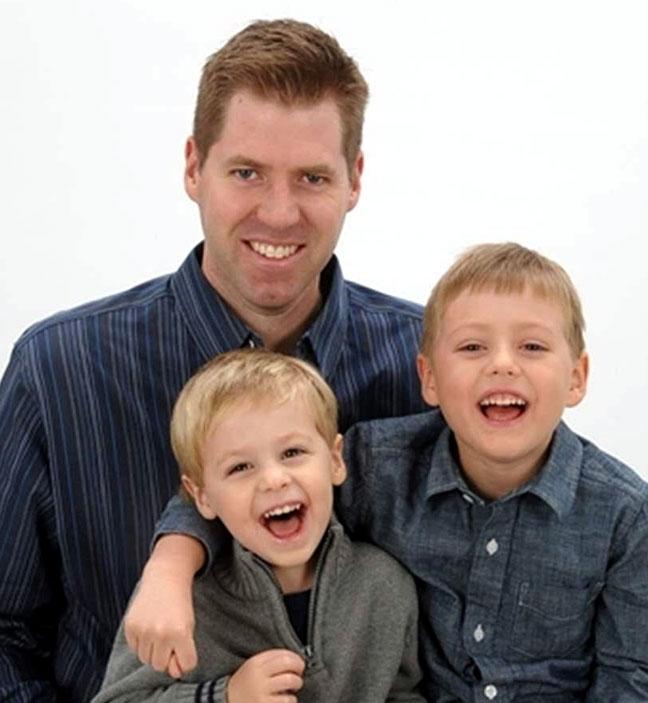Brian Manninen sons detroit dads group