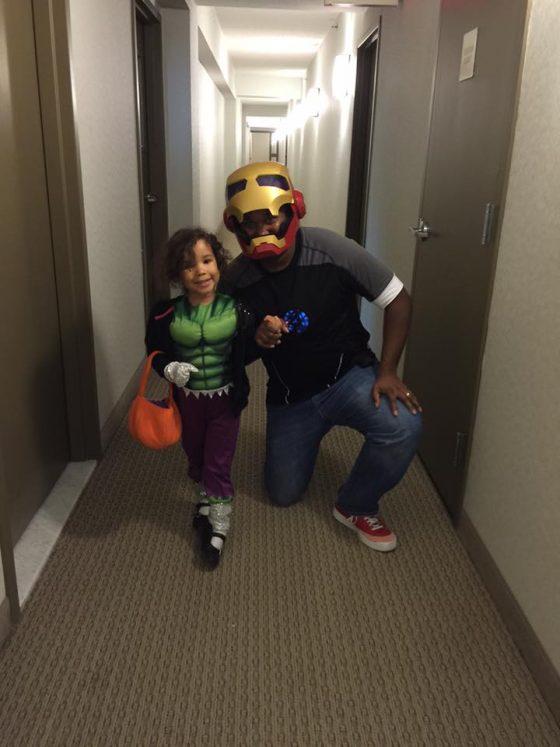hulk iron man halloween costume
