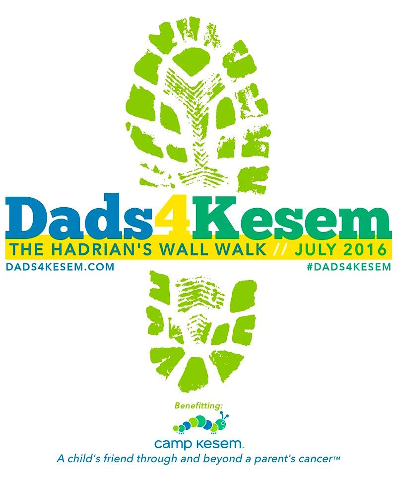 Camp Kesem Dads4Kesem logo