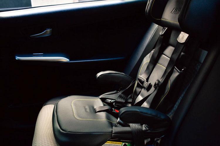 Immi Go car seat uber uberfamily
