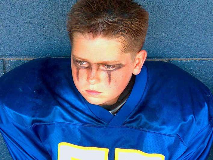 Losing at youth sports